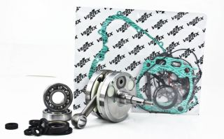 91 97 Kawasaki KX80 Hot Rods Crankshaft Bottom End Kit CBK0050