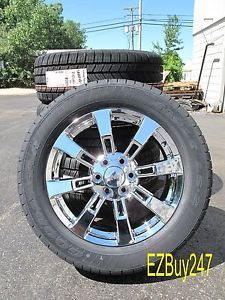 20 Escalade Wheels Tires