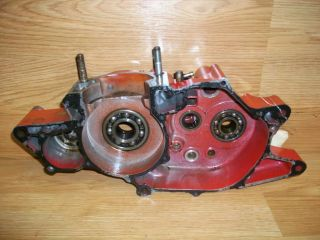 1982 Honda ATC 250R 250 R Bottom End Motor Engine 4