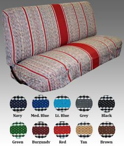 1950's 2004 Chevy Pickup Truck Bench Seat Covers