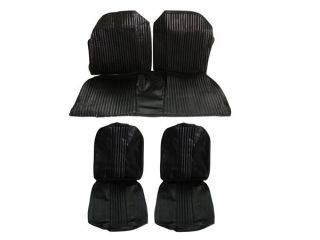 Ford Black Bucket Seats