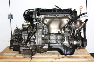 98 02 Honda Accord 4 Cylindre 2 3L F23A SOHC vtec Engine Automatic Transmission