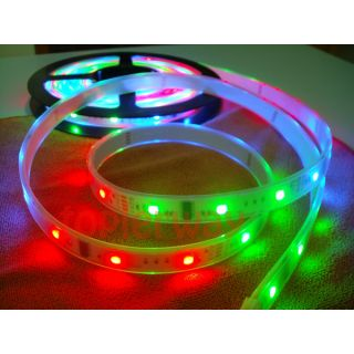 5M 6803 5050 Dream Flash Magic RGB IC LED Strip Wireless Control Power Supply