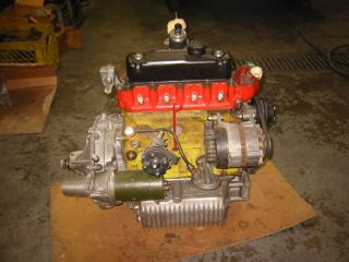 Rebuilt A 998 A Series Engine Austin Mini Cooper