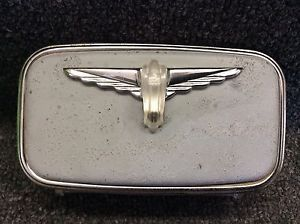 Vintage Art Deco Winged Glove Box Door Knob for A 1934 Ford Rat Rod Scta Hot Rod