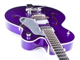 ★☆★☆ 2013 Gretsch G6120SH Brian Setzer Hot Rod Purple EXC Cond TV Jones