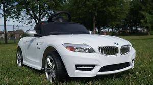 BMW Z4 Kids Ride on Battery Powered Car