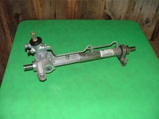03 BMW Mini Cooper 1 6L Power Steering Rack Oem