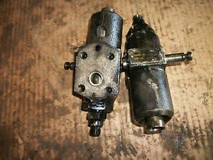 1957 John Deere 720 Diesel Tractor Engine Parts