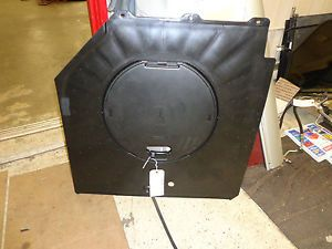98 Mercedes W140 S500 S320 Trunk Floor Panel Plastic Spare Tire Kit Cover