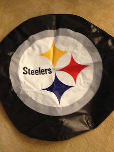 Jeep Wrangler Spare Tire Cover Pittsburgh Steelers