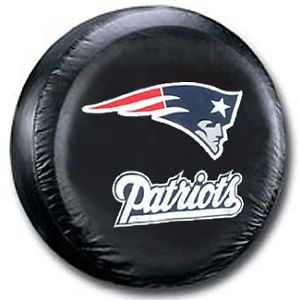 New England Patriots NFL Football Spare Tire Cover