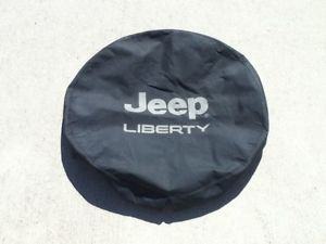 2002 2007 Jeep Liberty Spare Tire Cover 16 inch Wheel Rim