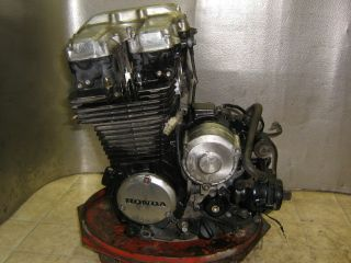 84 Honda Nighthawk 650 Engine Motor