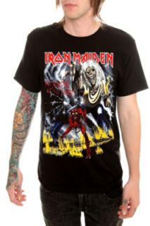 Iron Maiden The Number Of The Beast T Shirt