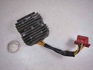 88 Kawasaki KAF450 B1 Mule 1000 Voltage Regulator Rectifier 1