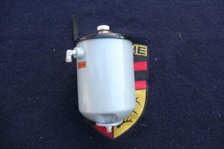Original Porsche 356 Fram Oil Filter Canister