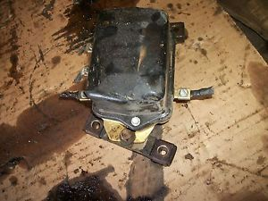 1962 John Deere 4010 Diesel Tractor Voltage Regulator
