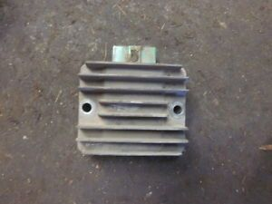 John Deere 425 445 455 L G Tractor Voltage Regulator AM126304 $64 89 JD