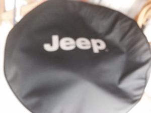 Jeep JK Spare Tire Cover