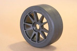 RC 1 8 Car Buggy Truck Tires Wheels Rims Package Slicks