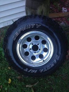 31 10 5 15 Tire Off Road Jeep Truck Definity Dakota M T SUV Great Tread