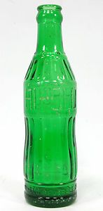 Vintage Soda Beer Bottle Emerald Green Hi Glo Beverages Co East Orange NJ RARE