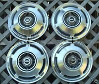 Ford Crown Vic Police Cop Hubcaps Wheel Covers Wheels