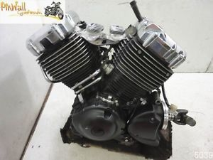 06 Yamaha V Star 650 VStar XVZ650 Engine Motor Videos