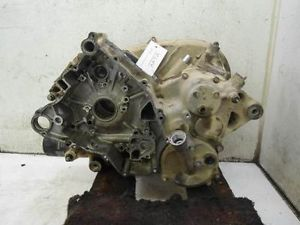 02 Kawasaki Prairie KVF650 650 Engine Cases Crankcase
