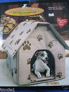 Indoor Dog House Bed