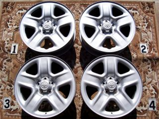 "Toyota RAV4 17"" Wheels Rims Stock Factory Sienna Tacoma Highlander RX300 17"""