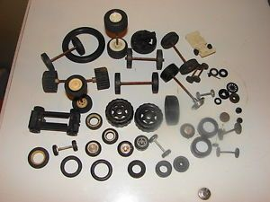 Toy Truck and Car Wheels and Axles Parts Tonka