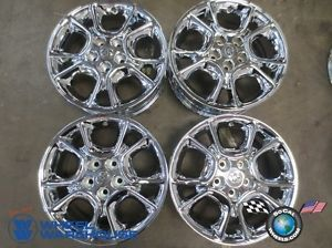 Four 04 07 Toyota Sienna Factory 17 Chrome Wheels Rims 69445 Outright Sale