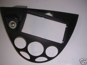 Ford Focus Radio Trim Bezel 2000 2003