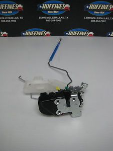 New Mopar 02 05 Jeep Liberty Left Front Power Door Latch Lock Actuator
