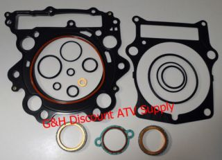 2001 2005 Yamaha YFM 660R 660 Raptor Top End Gasket Kit Engine Motor Set