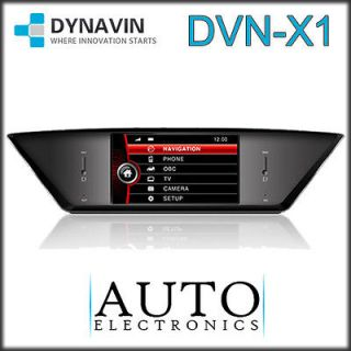 New iDrive OEM Factory Style Navigation Bluetooth iPod USB GPS SD for BMW X1