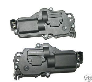 Ford F150 F250 F350 Truck Door Lock Actuator Pair Set