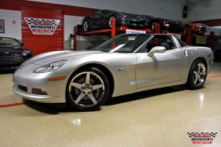 Corvette ZR 1 Chrome Wheels