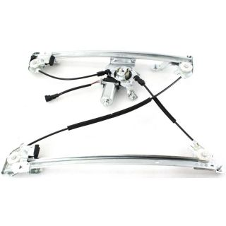 New Window Regulator Front Driver Left Side with Motor F150 Truck Power LH Hand