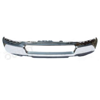 04 05 Ford F150 Front Chrome Bumper New w O Fog New Replacement XL XLT