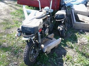 Arctic Cat Mini Bikes Sachs Engines Parts Only
