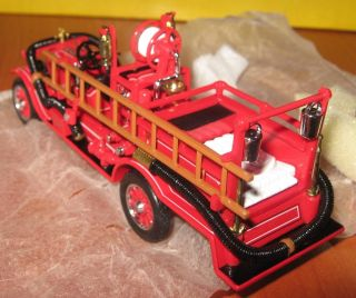 Matchbox Models of Yesteryear YFE22 M 1916 Ford Model T Fire Engine Mint Boxed