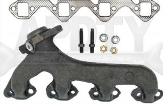 Apdty 785263 Exhaust Manifold w Gasket for Ford 302 351 Windsor Engine Left
