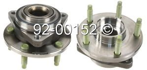 Chevy Malibu Pontiac G6 New Front Wheel Hub Bearing Assembly