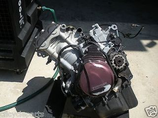 06 07 08 Triumph Daytona 675 Engine Motor Transmission Compression Tested