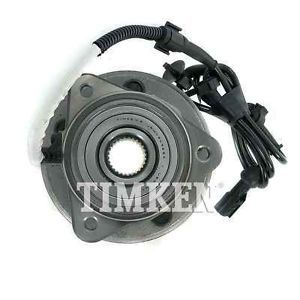 Wheel Bearing and Hub Assembly Front Ford Explorer 02 01 00 99 TIMKEN SP450200