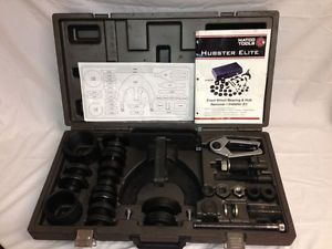 Matco Tools Hubster Elite Front Wheel Bearing Hub Remover Kit HUB35E