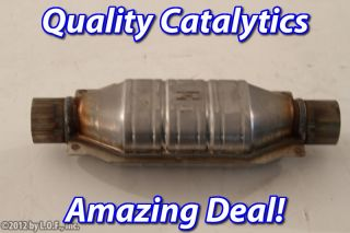 Ford Explorer Sport Trac Catalytic Converter